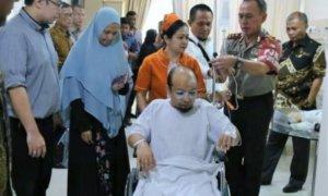 Novel Baswedan Didampingi Dokter KPK Selama Jalani Perawatan di RS Singapura. Ilustrasi/Foto; Dokumentasi Keluarga