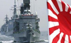 Angkatan Laut Jepang/foto istimewa/Nusantaranews