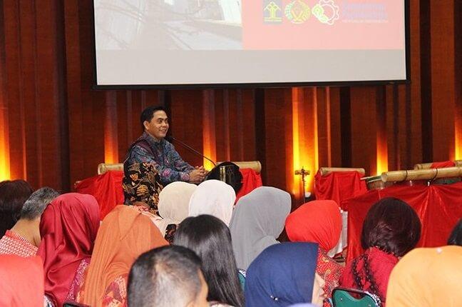 Plt. Sekjen Kemenperin Haris Munandar. Foto: Dok. Humas Kemenperin