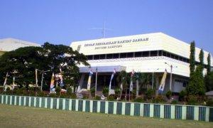 Gedung DPRD Lampung. Foto: lampungcentre.com