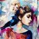Dimitra Milan Tutt' Art | via Visually Perfect
