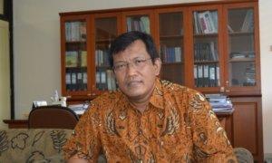 Dekan Fakultas Peternakan UGM Prof. Dr. Ali Agus/Foto Dok. UGM/Nusantaranews