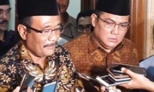 Djarot Syaiful Hidayat/Foto Uchok/Nusantaranews