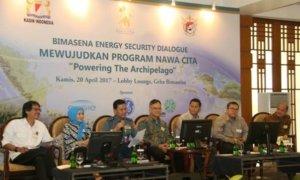Forum Bimasena Energy Security Dialog/Foto Dok. Pribadi/Nusantaranews