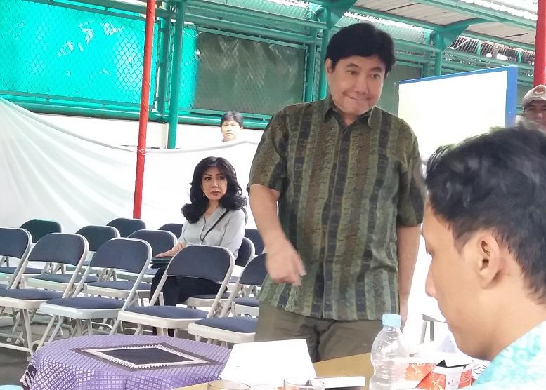 Guruh Soekarnoputra/Foto Restu Fadilah/Nusantaranews
