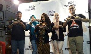 MMD Jatim Serentak Nobar Film Kartini. Foto Tri Wahyudi