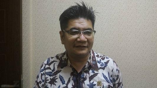 Anggota Komisi E DPRD Jatim Benyamin Kristianto. Foto Tri Wahyudi