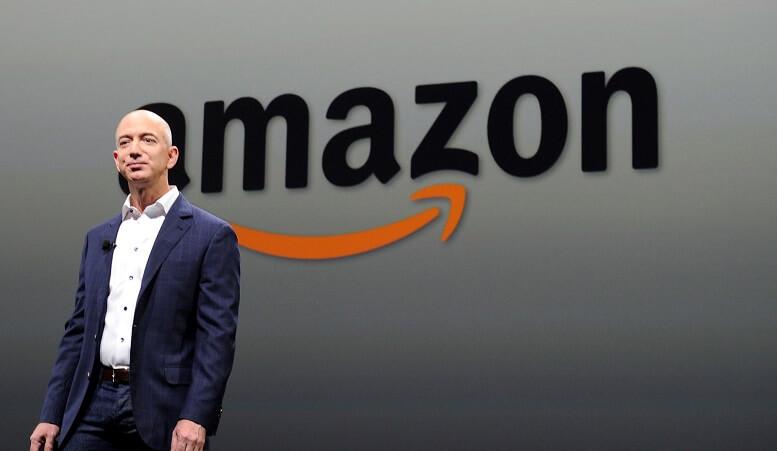 Jeffrey Preston Bezos CEO Amazon/Foto Istimewa/Nusantaranews