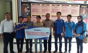 KNPI saat sambangi Polda DIY/Foto Dok. Pribadi/Nusantaranews