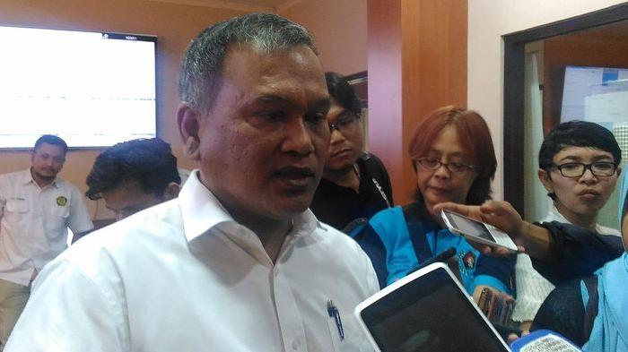 Kepala Badan Geologi Kementerian Energi dan Sumber Daya Mineral, Ego Syahrial/Foto via tribun/Nusantaranews