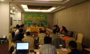 Lembaga Penanggulangan Bencana dan Perubahan Iklim Nahdlatul Ulama (LPBI NU) Gelar Pelatihan Resiko Bencana/Foto Dok. Pribadi/Nusantaranews