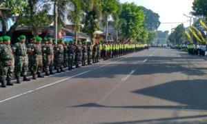 Persiapan May Day kota Blitar/Foto Dok. Pribadi/Nusantaranews