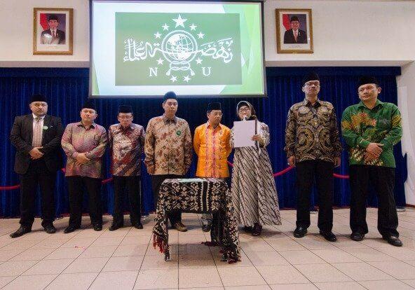 """Piagam Den Haag """"Islam Nusantara""""/Foto Istimewa/nusantaranews"""