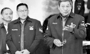 SBY dan Anas Urbaningrum di Masa Lalu. Ilustrasi Foto: NUSANTARAnews