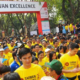 Taiwan Excellence Happy Run. Foto Istimewa