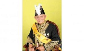 Sultan Sy Abu Bakar bin Sy Mahmud bin Sultan Sy Muhammad Alkadrie (Sultan Pontianak)/Foto via Tribun/Nusantaranews