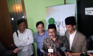 Wakil Ketua MUI Zainut Tauhid Sa'adi/Foto via wartakota/nusantaranews