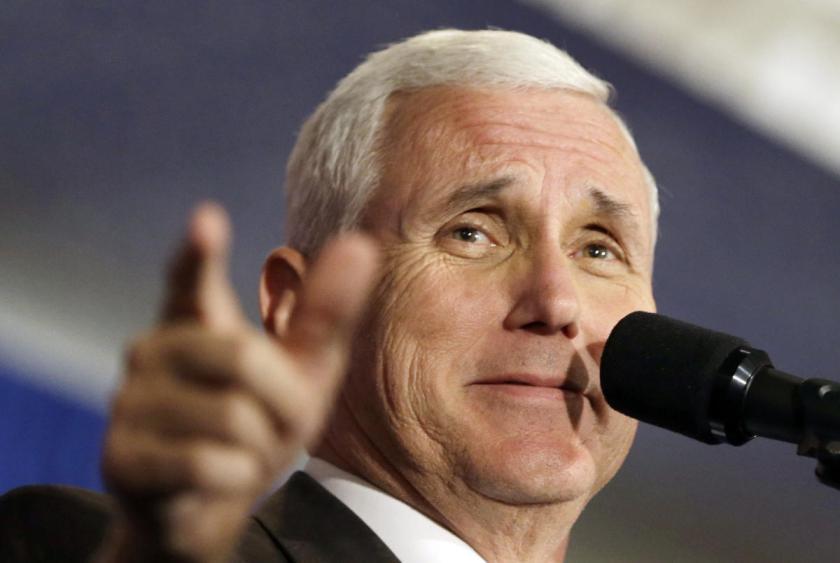Wakil Presiden Amerika Serikat (AS) Mike Pence/Foto Istimewa/Nusantaranews