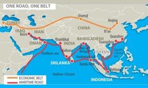 One Belt, One Road (Foto: Politics.ie)