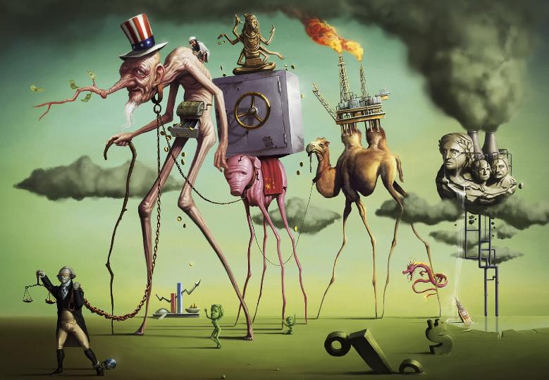 neoliberalism/foto ilustrasi Softpanorama/nusantaranews