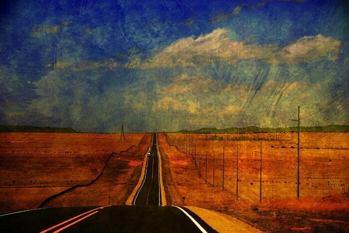 """On The Road Again,"" by Susanne Van Hulst   fineartamerica.com"
