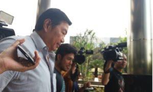 Dirut (Direktur Utama) PT Karsa Wira Utama (KWU), Winata Cahyadi. Foto Restu Fadilah/ NUSANTARAnews