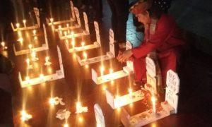 Peringatan 19 Tahun reformasi/foto Ucok Al Ayubbi/Nusantaranews