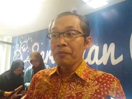 Wakil Ketua KPK (Komisi Pemberantasan Korupsi), Alexander Marwata. Foto Restu Fadilah/ NUSANTARAnews
