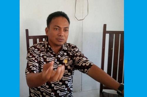 anggota Komisi II DPRD Provinsi Kalimantan Utara, Andi Zakaria. Foto Eddy Santry