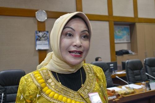 Anggota Komisi X DPR RI Marlinda Purnomo. Foto: Dok. dpr.go.id