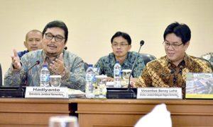Direktur Jenderal Kekayaan Negara Kementerian Keuangan (Kemenkeu) Vincentius Sonny Loho/kemenkeu/Nusantaranews