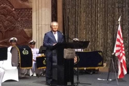 Duta Besar Jepang untuk Indonesia Masafumi ISHII. Foto: Dok. SINDOnews