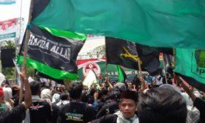 Gerakan Pemuda Ka'bah. Foto Tribunnews