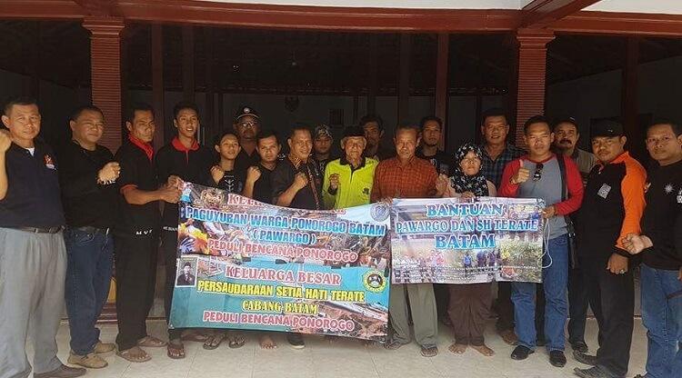 Gerakan peduli sosial/foto nurcholis/Nusantaranews