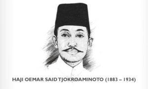 HOS. TJOKROAMINOTO/Foto Istimewa/Nusantaranews