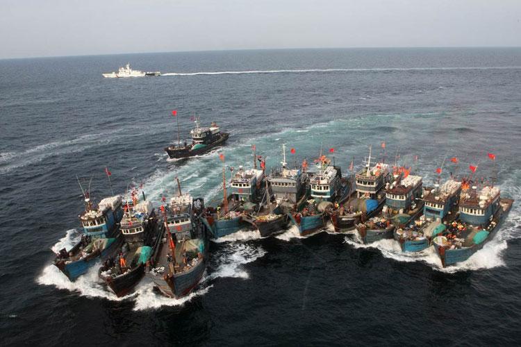 Kapal ilegal/Foto Ilustrasi/Nusantaranews