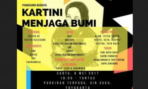 Kartini menjaga bumi/foto Dok. pribadi/Nusantaranews