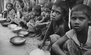 Kemiskinan dan Nasib Anak/foto Caelumettera/Nusantaranews