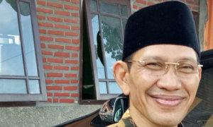 Ketua Bidang Hukum Pengurus Besar Nahdlatul Ulama (PBNU) Robikin Emhas/Fotovia inatimes/Nusantaranews