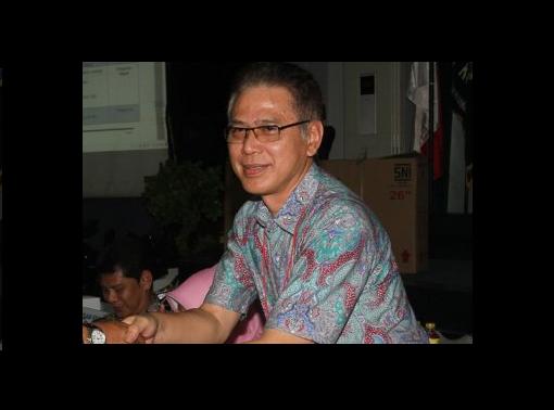 Ketua Koperasi Awak Pesawat Garuda Indonesia (KOAPGI) Rimond Barkah Sukandi/Foto Nusantaranews