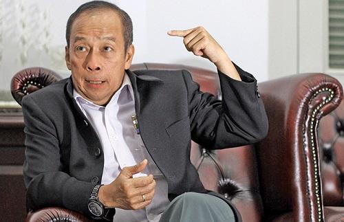 Gubernur Lembaga Ketahanan Nasional (Lemhannas) Letjen TNI Purn Agus Widjojo. Foto: Dok. Media Indonesia