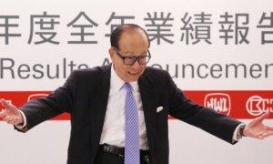Li Ka-Sing pemilik CK Hutchison Holdings Limited/foto via scmp/nusantaranews