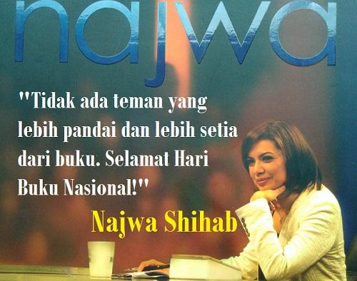 Najwa Shihab. Ilustrasi Foto: Nusantaranews