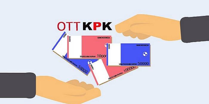 OTT KPK. (Foto: Ilustrasi)