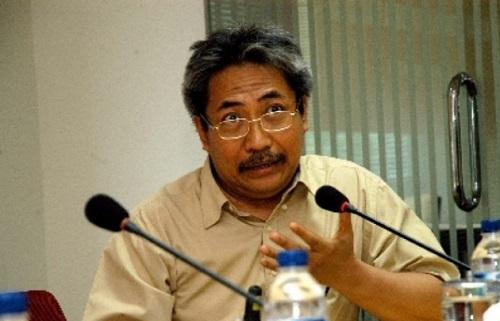 Pengamat Kebijakan Pertanian Bustanul Arifin. Foto: Dok. Istimewa