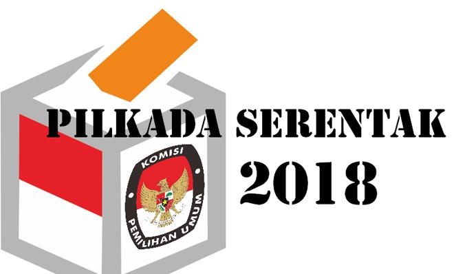 Pilkada Serentak 2018/Foto via sumbawanews/Nusantaranews