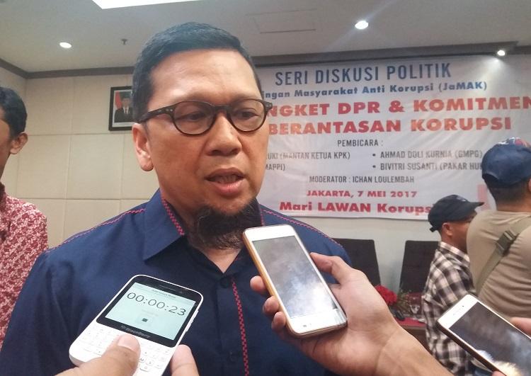 Politikus Partai Golkar; Ahmad Doli Kurnia/Foto Restu Fadilah/Nusantaranews