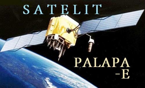 Satelit Palapa E. Foto: Via Wikipedia