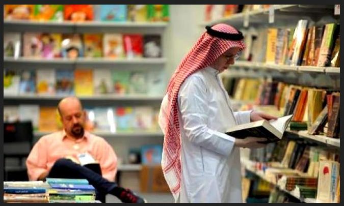 Seseorang Tampak sedang asik membaca/Foto Croup/Nusantaranews
