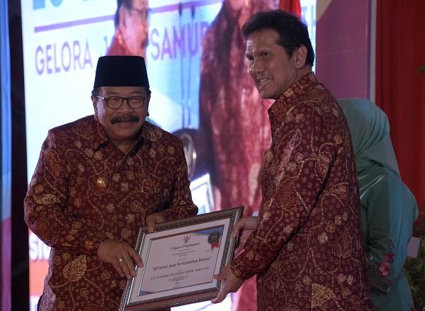Soekarwo/Foto Tri Wahyudi/Nusantaranews